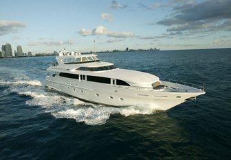 Outta Touch yacht charter Intermarine - USA Motor Yacht