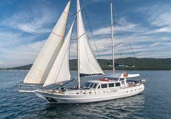 Maske Yacht Charter in Crete