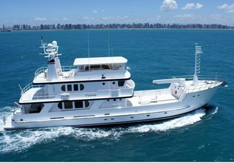 Victoria Yacht Charter in South America