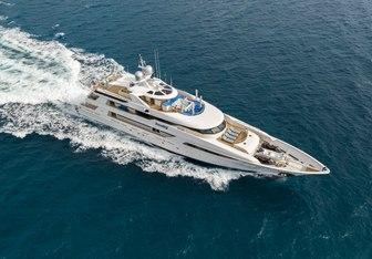 Trending yacht charter Westport Yachts Motor Yacht
