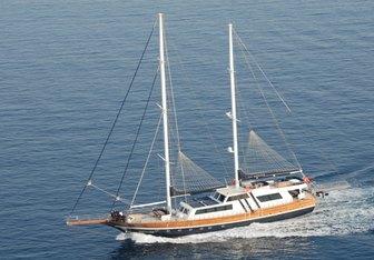 Esma Sultan yacht charter Nysa Denizcilik Turizm San. Tic. Ltd. Şti. Motor/Sailer Yacht