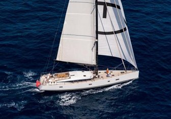 NEYINA yacht charter CNB Sail Yacht