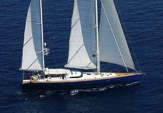 Rosinante of Notika yacht charter Nedship Sail Yacht