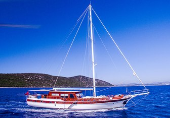 Freedom yacht charter Custom Motor/Sailer Yacht