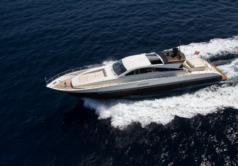 Blooms Yacht Charter in Pacific