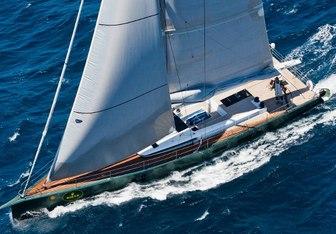 Shamlor yacht charter Maxi Dolphin Sail Yacht