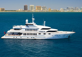 Triumphant Lady yacht charter Sterling Yachts Motor Yacht