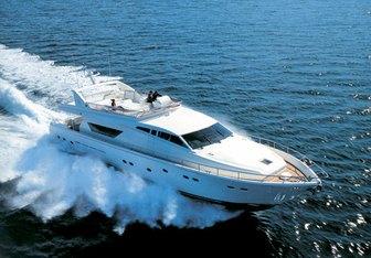 Sahara yacht charter Ferretti Yachts Motor Yacht