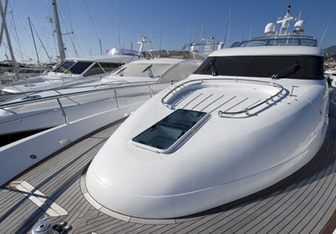 ASKIM3 yacht charter Fairline Motor Yacht