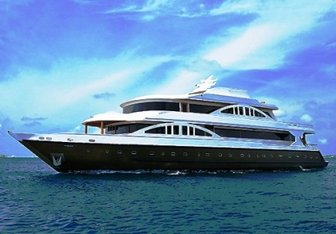 Orion Yacht Charter in Indian Ocean