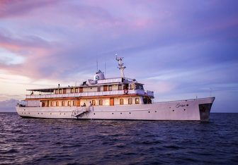 Grace Yacht Charter in Pacific