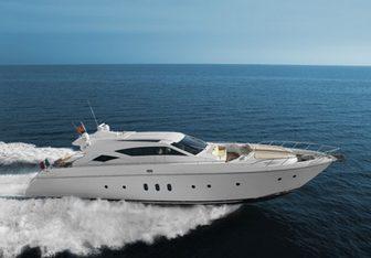 Trilly yacht charter Dalla Pietà Motor Yacht