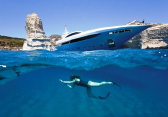 Barents Sea Yacht Charter in Greece