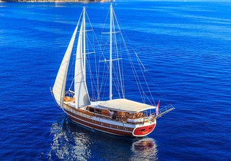 Allure Yacht Charter in Mljet