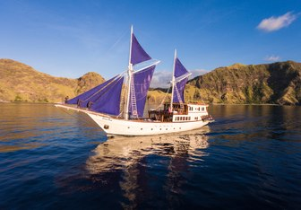 Ocean Pure Yacht Charter in Indonesia