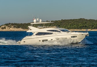Spirit Of The Sea Yacht Charter in Mljet