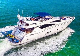 Top Gun Yacht Charter in Cat Island