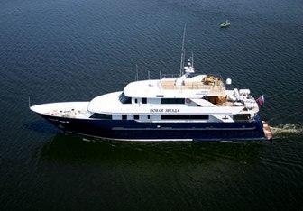 Nova Star yacht charter Timmerman Yachts Motor Yacht