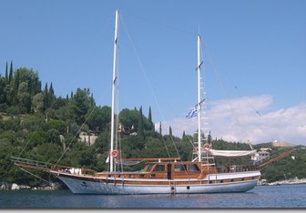 Altinlar yacht charter Unknown Sail Yacht
