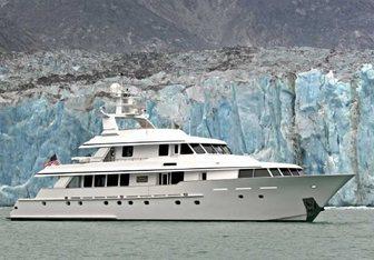 Sojourn yacht charter Gambol Motor Yacht