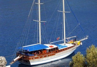 Lycian Princess yacht charter Caicco Motor Yacht
