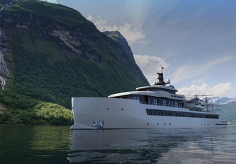 Island Escape yacht charter Vard Motor Yacht