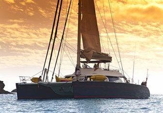Nahema IV yacht charter Yachts Industries Sail Yacht