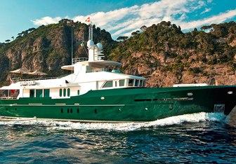 W Explorer yacht charter Benetti Sail Division Motor Yacht
