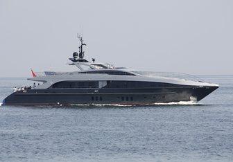 Tee-Dje yacht charter Bilgin Yachts Motor Yacht