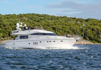 Drummer Yacht Charter in Northern Europe