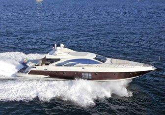Mr Louis yacht charter Azimut Motor Yacht