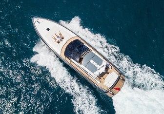 Little One yacht charter Baia Yachts Motor Yacht
