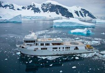 SuRi yacht charter Halter Marine Motor Yacht