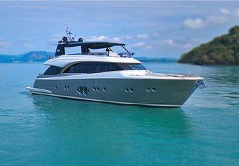 Rang Noi Princess yacht charter Monte Carlo Yachts Motor Yacht