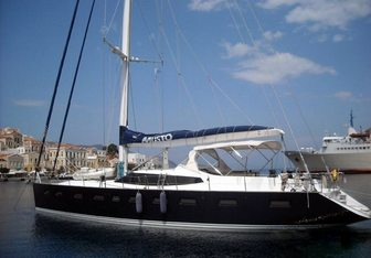 Musto Yacht Charter in Greece