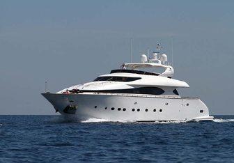 Adriatic Blues yacht charter AB Yachts Motor Yacht