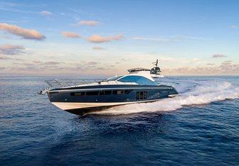 Limitless yacht charter Azimut Motor Yacht