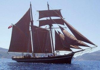 Rhea yacht charter Nyborg Sail Yacht