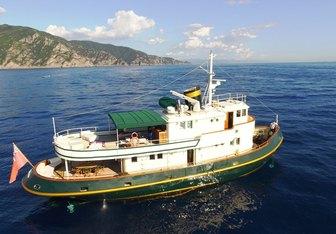 Maria Teresa yacht charter Unknown Motor Yacht