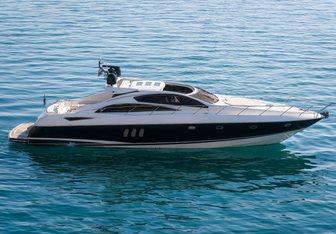 Glorious yacht charter Sunseeker Motor Yacht