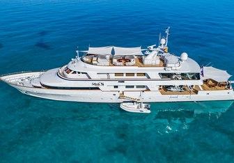 Lady S yacht charter Benetti Motor Yacht