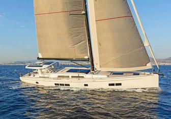 Nadamas Yacht Charter in Crete