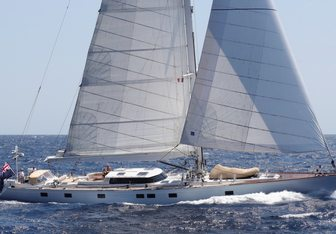 Elton Yacht Charter in Central America