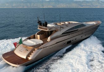 Five Waves yacht charter AB Yachts Motor Yacht