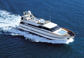 Angel yacht charter Canados Motor Yacht