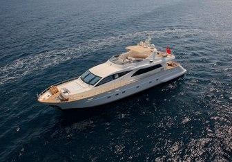 Soho Yacht Charter in St Tropez