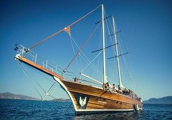 Entre Cielos yacht charter Su Marine Yachts Motor Yacht