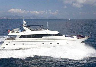 Jaan Yacht Charter in Norway