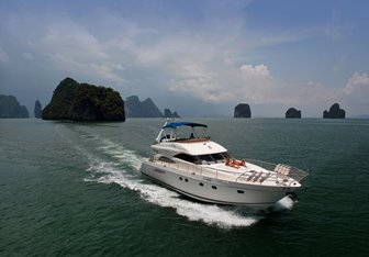 Isabella Rose Yacht Charter in Thailand