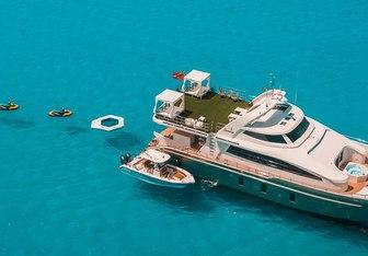 Samara yacht charter Pachoud Motor Yacht